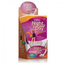 Vložky Night and Day Comfort
