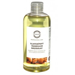Massageöl Mandel mit Grapefruitaroma 500ml