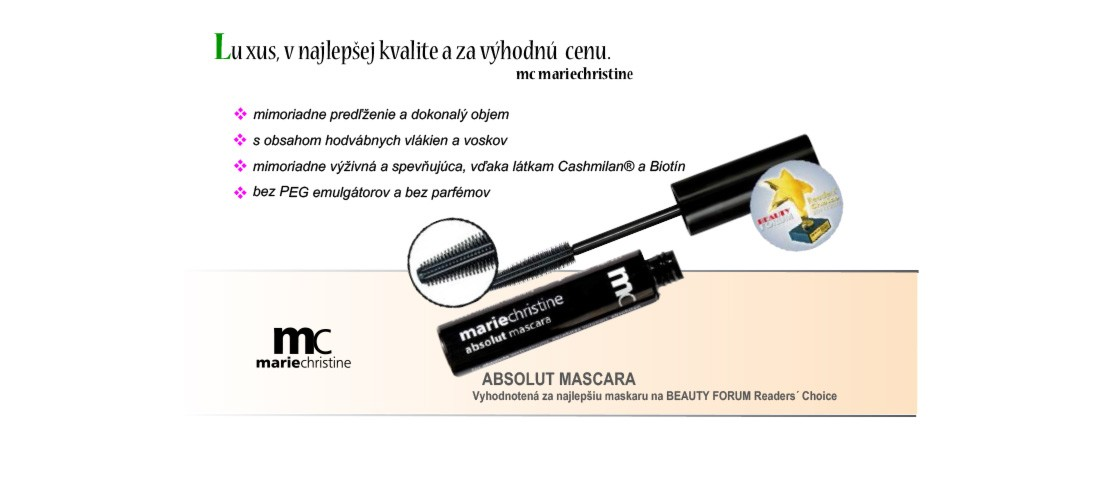 Absolut Mascara