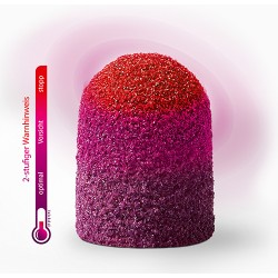TERMO Brúsne klobúčiky 13mm, 10ks