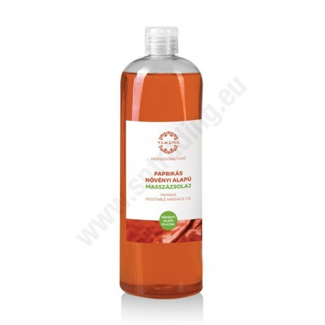 Massageöl Paprika 1000ml