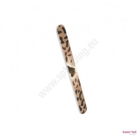 Pilník na nechty LEOPARD 10ks